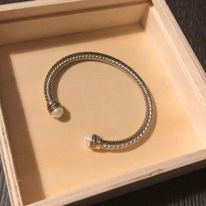 Pretty silver cuff/bracelet!